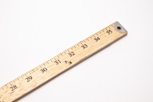Photo of yardstick